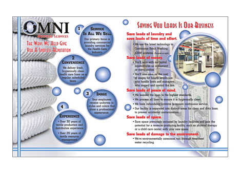 Omni Hospital Services Brochure